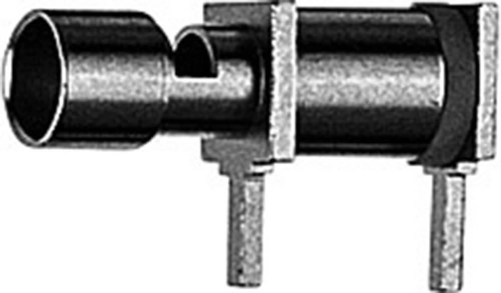 Direkte tilslutning til kabel Telegärtner H01000A0201 Printpladesokkel, vinklet 1 stk