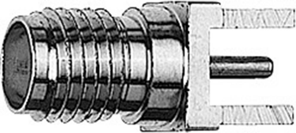 SMA-stikforbindelse Telegärtner J01151A0938 50 Ohm Tilslutning, indbygning lodret 1 stk
