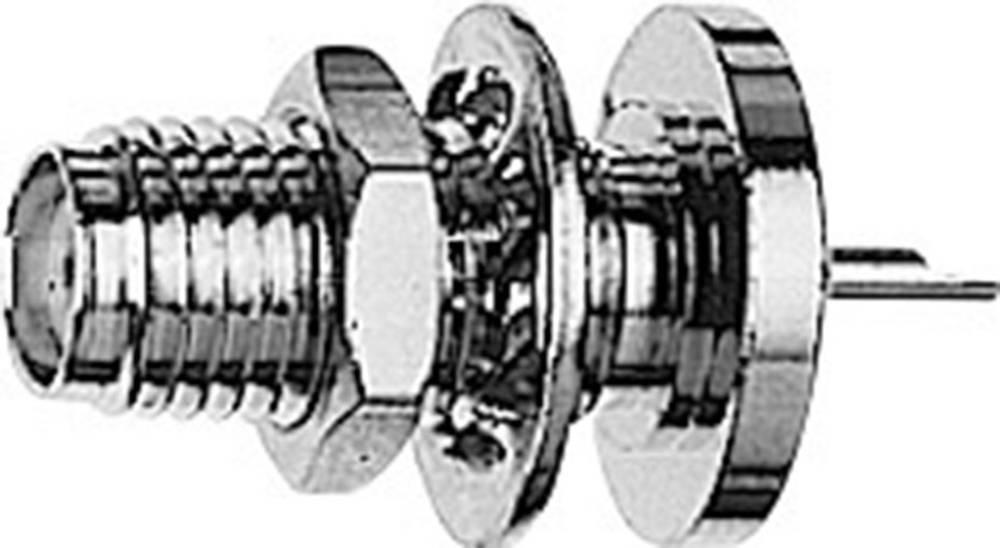 SMA-stikforbindelse Telegärtner J01151A0031 50 Ohm Tilslutning, indbygning 1 stk