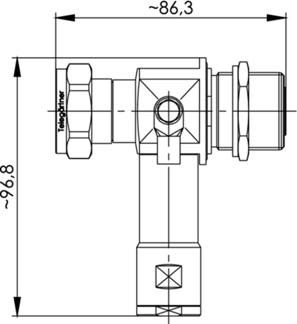 Overspændingsafleder Telegärtner J01125A0041 1 stk