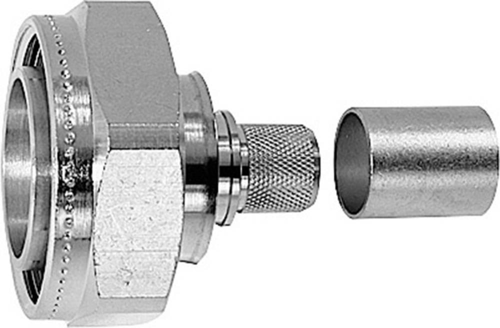 7-16-DIN-stik Telegärtner J01120B0090 50 Ohm Stik, lige 1 stk