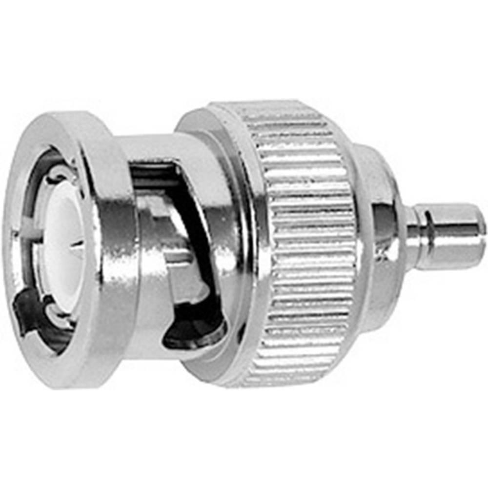 Koax-adapter BNC-stik - SMB-stik Telegärtner J01008G0038 1 stk