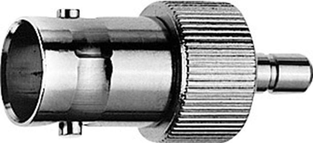 Koax-adapter BNC-tilslutning - SMB-stik Telegärtner J01008F0033 1 stk