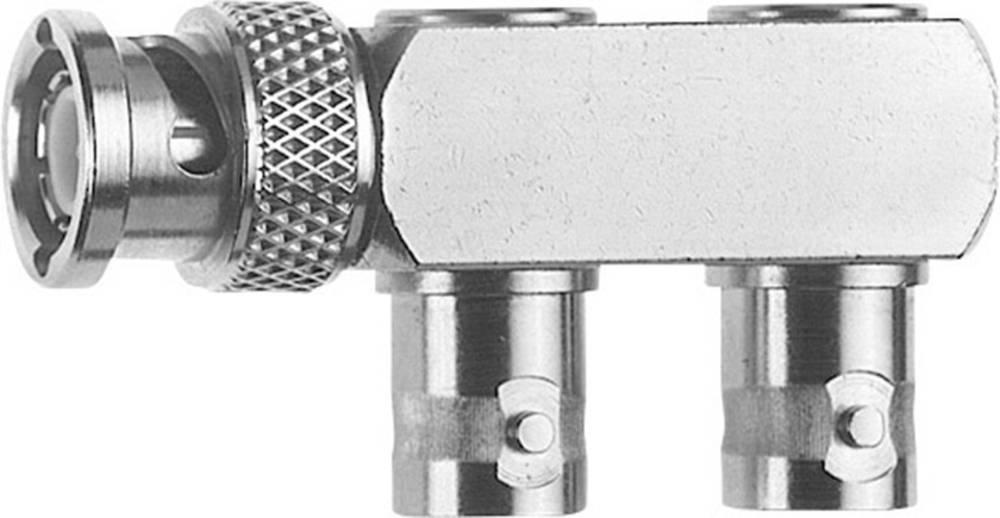 BNC-adapter BNC-stik - BNC-tilslutning, BNC-tilslutning Telegärtner J01005A0003 1 stk