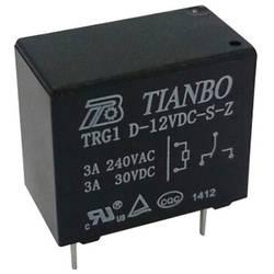 Relej za tiskanu pločicu 12 V/DC 5 A 1 preklopni Tianbo Electronics TRG1 D-12VDC-S-Z 1 kom.