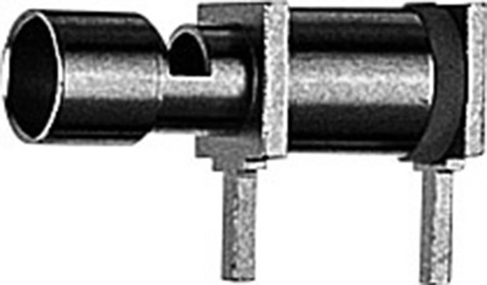 Direkte tilslutning til kabel Telegärtner H01000A0207 Printpladesokkel, vinklet 1 stk