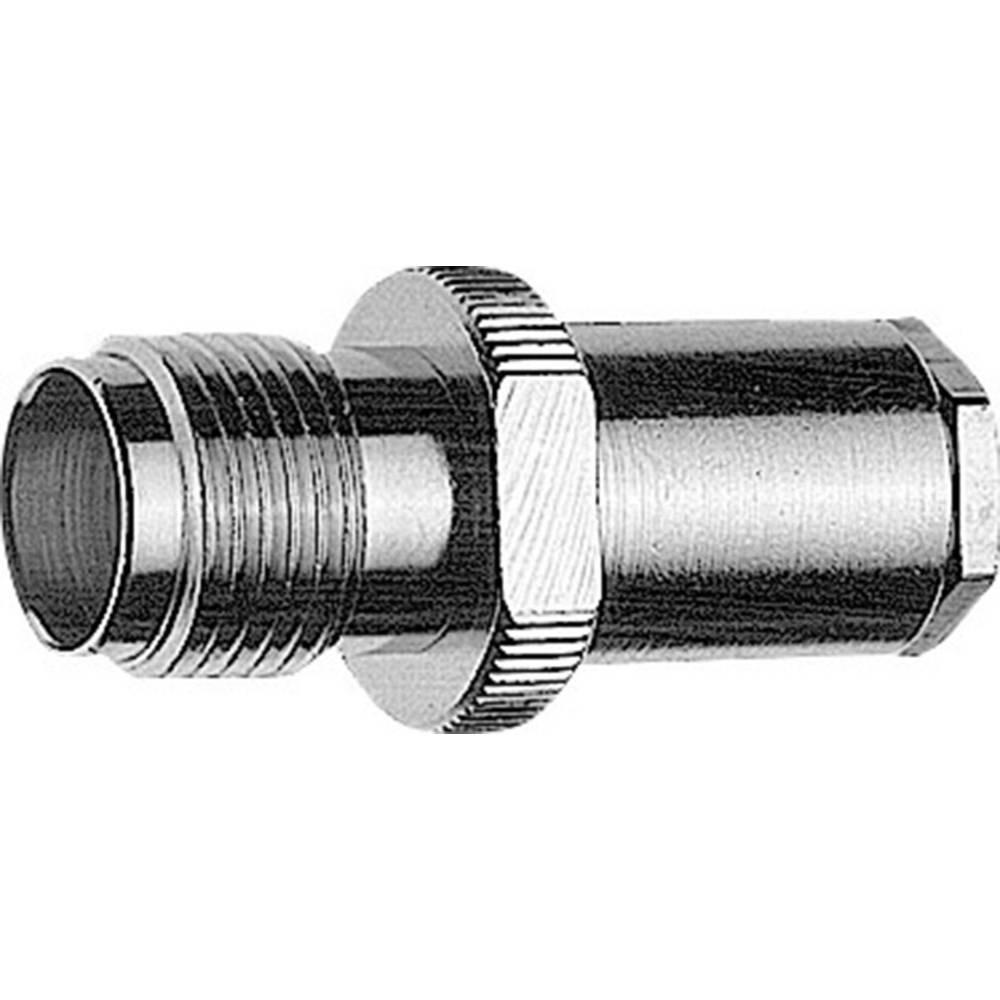 TNC-stikforbindelse Telegärtner J01011A0014 50 Ohm Tilslutning, lige 1 stk