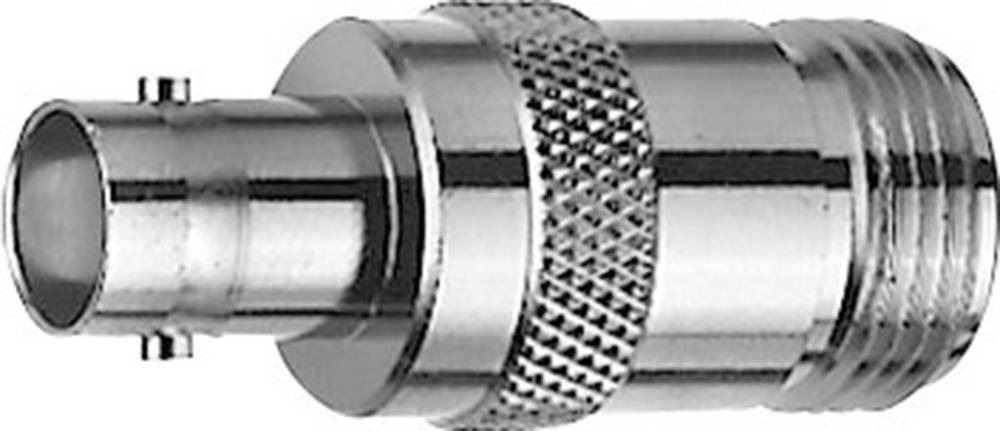 Koax-adapter BNC-tilslutning - N-tilslutning Telegärtner J01008A0088 1 stk