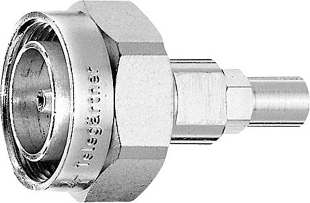 7-16-DIN-stik Telegärtner J01120C0070 50 Ohm Stik, lige 1 stk