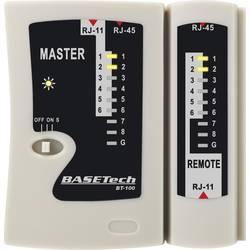 Kabeltester BT-100 Basetech BT-100
