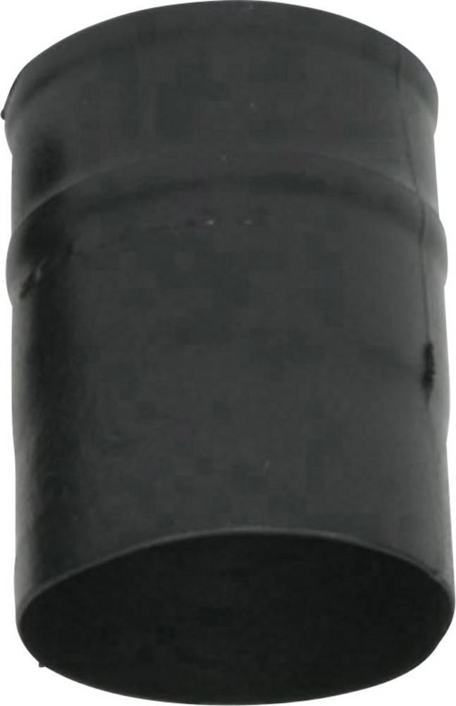 Skupljajuća čahura, ravna, prije/nakon skupljanja: 36 mm/22.4 mm 1 kom. crna