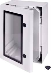 Zidno kućište, instalacijsko kućište ARCA 403021W Fibox 400 x 300 x 210 polikarbonat svijetlosiva (RAL 7035) 1 komad
