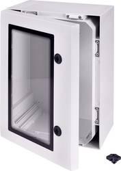Zidno kućište, instalacijsko kućište ARCA 302015W Fibox 300 x 200 x 150 polikarbonat svijetlosiva (RAL 7035) 1 komad