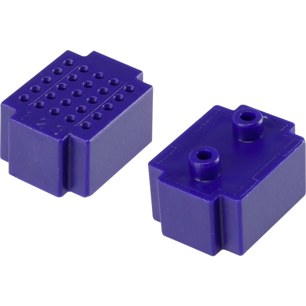 Breadboard Conrad Components (L x B) 20 mm x 15 mm