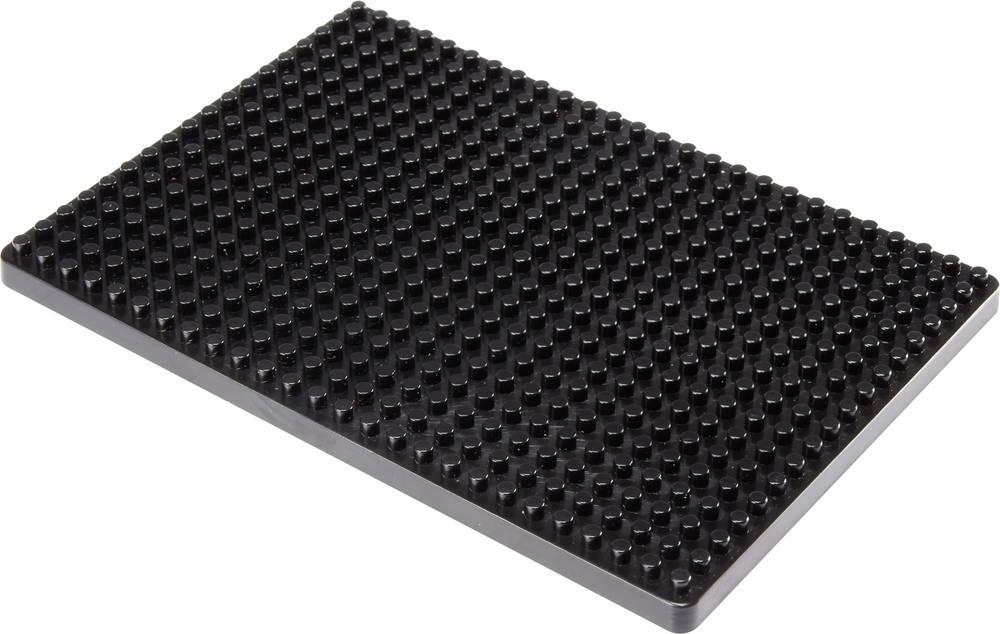 Breadboard monteringsplade Conrad Components (L x B) 132 mm x 92 mm