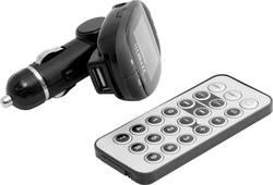 FM oddajnik Technaxx FMT500 z daljinskim vodenjem in krogelnim zgibom