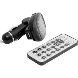 FM-transmitter Technaxx FMT500 med fjernbetjening, Kugleled
