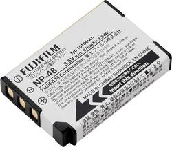 Image of Camera battery Fujifilm replaces original battery NP-48 3.6 V 10