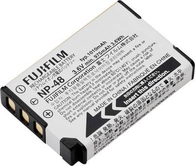 Image of Camera battery Fujifilm replaces original battery NP-48 3.6 V