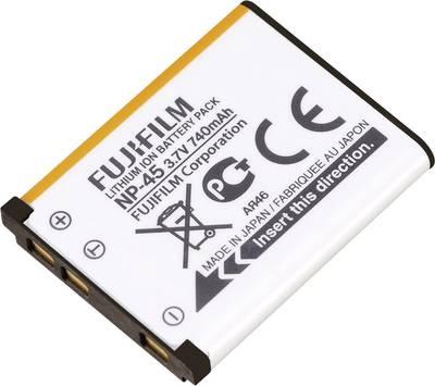 Image of Camera battery Fujifilm replaces original battery NP-45, NP-45A, NP-45S