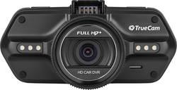 Dashcam med GPS TrueCam A7s Betragtningsvinkel horisontal=130 ° 12 V, 24 V Display, Mikrofon, Batteri