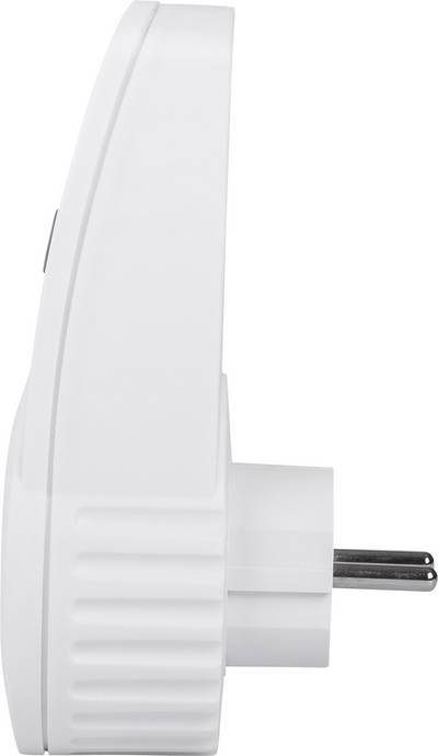 Renkforce UT300 Indoor thermostat Adapter -40 up to 99 °C