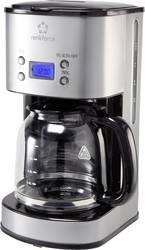 Kaffemaskine Renkforce CM4216 Rustfrit stål, Sort