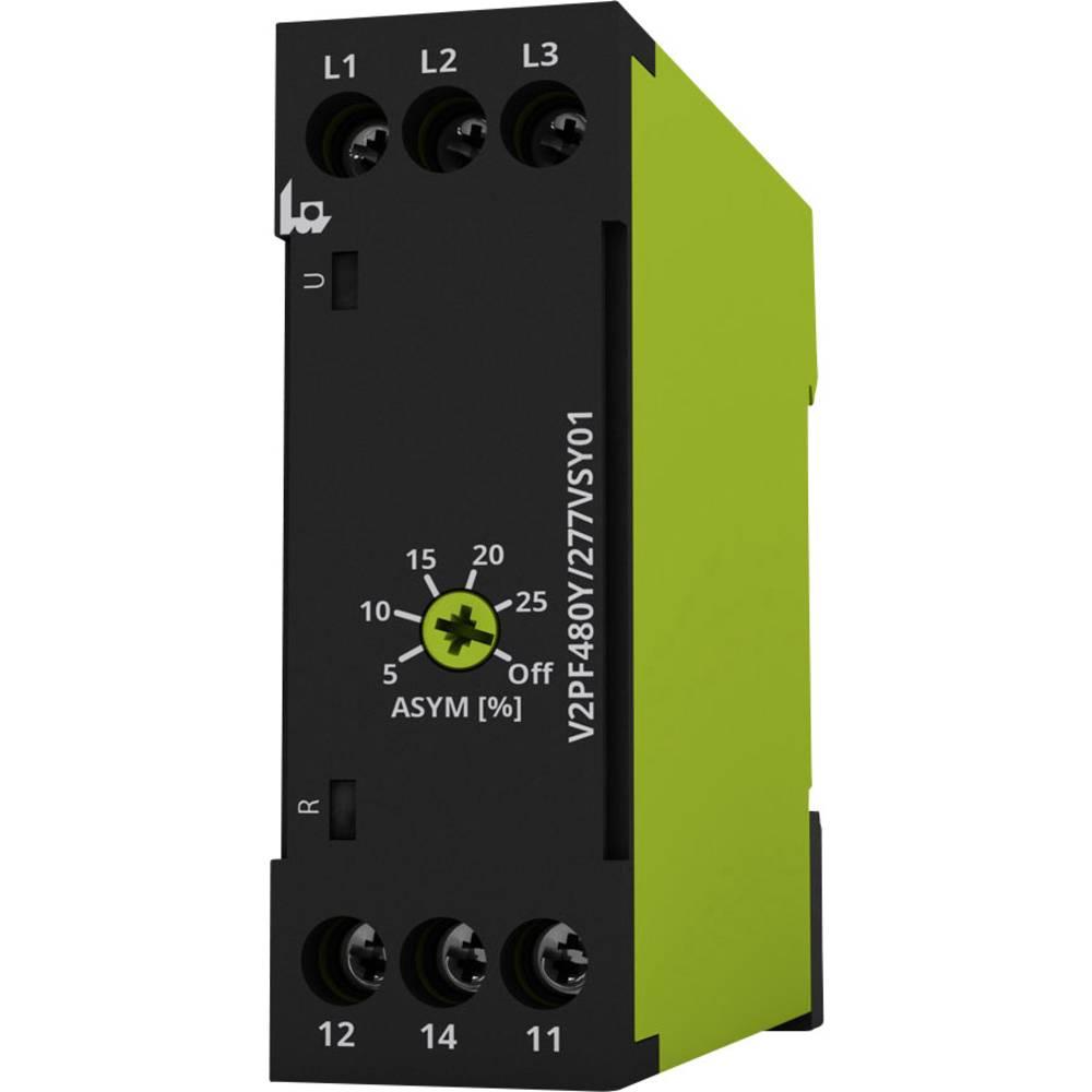 Nadzorni relej tele V2PF480Y/277VSY01P nadzor redoslijeda faza i zatajenje faze nadzora