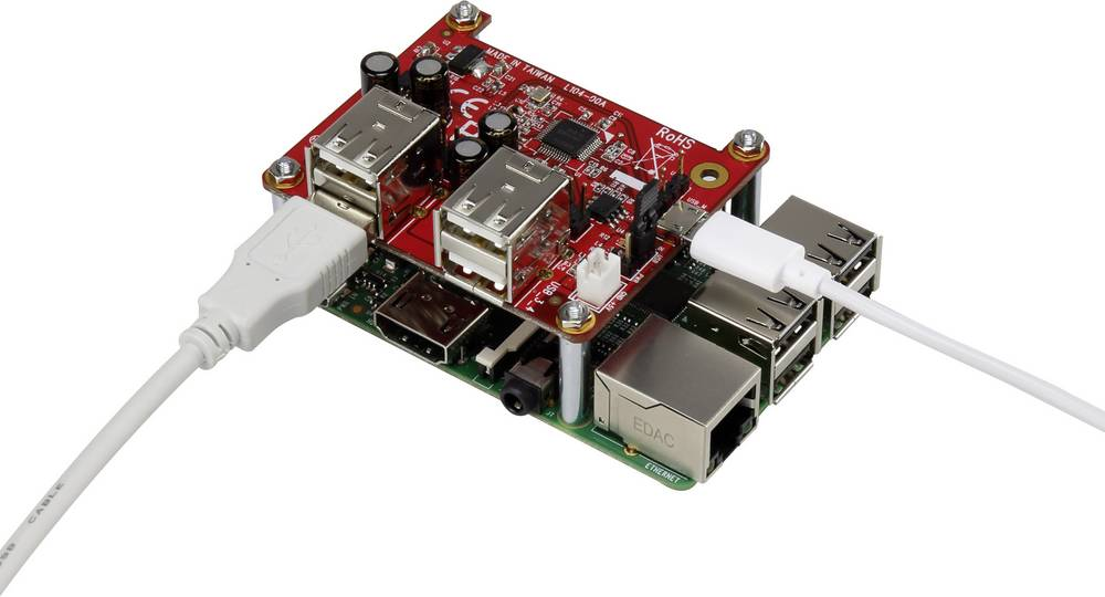 Raspberry Pi® razširitveni komplet Raspberry Pi® A, B, B+