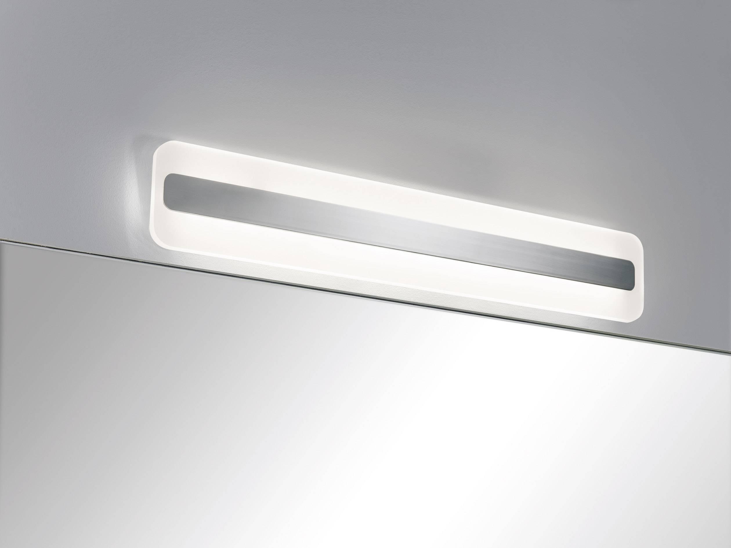 Led Lamp Badkamer : Led bathroom wall light w warm white paulmann lukida