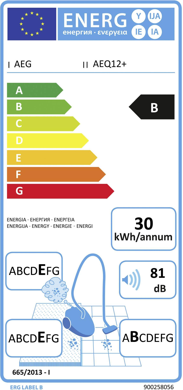 Universal-Besendüse Bodendüse geeignet AEG Equipt AEQ 12 1400 Watt