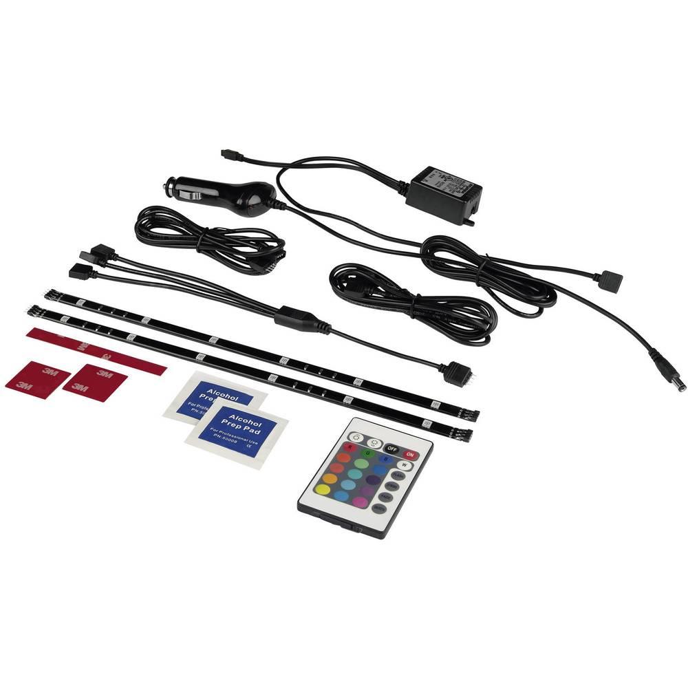 Ambientna osvetlitev LEDINT201-SEC Tuning Lights osnovni komplet OSRAM