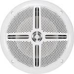 180 mm Marine speakers, white