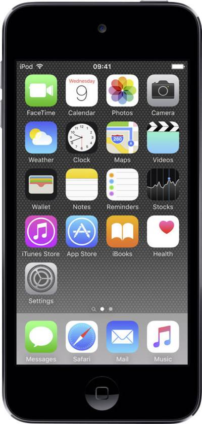 Buy Brand New Apple iPod touch 128 GB Spaceship grey
