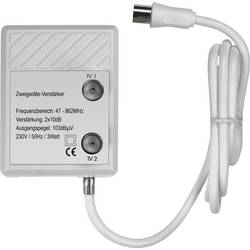 Kabel-tv-forstærker Renkforce TVS 8-08 20 dB 2x