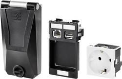 Monteringsplader koblingsskab Weidmüller IE-FC-SET-SPDED001-KN-P 1 stk