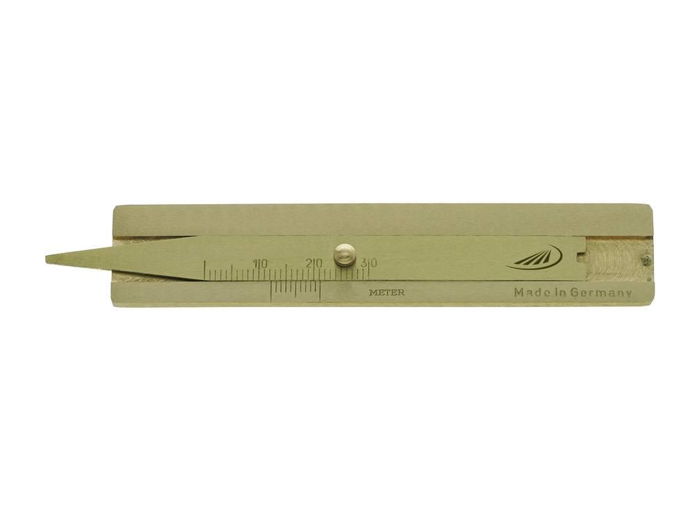 Dækprofilmåler Analog Måleområde dybde 30 mm (max) Helios Preisser 0180310