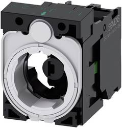 Kontaktelement, LED-element med adapter 1 NO Gul 24 V DC/AC Siemens SIRIUS ACT 3SU1501-1AG30-1BA0 1 st