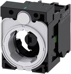 Kontaktelement, LED-element med adapter 1 NO Vit 24 V DC/AC Siemens SIRIUS ACT 3SU1501-1AG60-1BA0 1 st