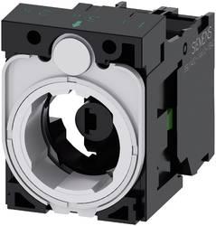 Kontaktelement, LED-element med adapter 1 NO Grön 24 V DC/AC Siemens SIRIUS ACT 3SU1501-1AG40-1BA0 1 st