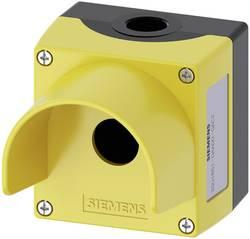 Tomhölje Siemens SIRIUS ACT 3SU1851-0AA00-0AC2 med skyddskrage, för markmontering (LxBxH) 89.4 x 85 x 112.5 mm 1 st