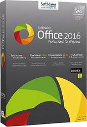 softmaker office professional 2016 review