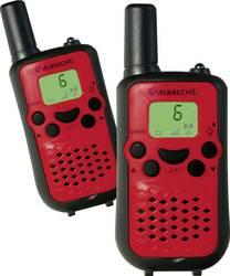 PMR-handradio Albrecht Tectalk Easy 2 Set 2 st