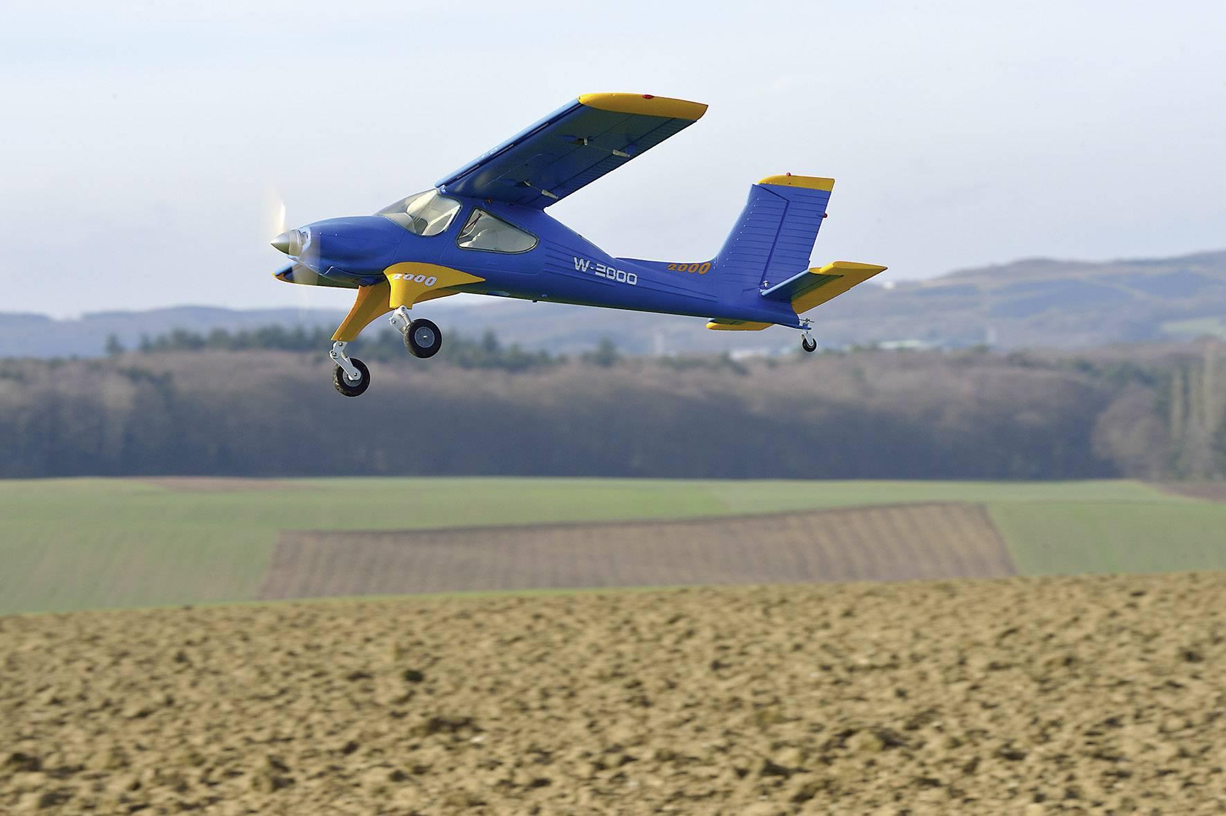 Reely W-2000 RC model aircraft ARF 1330 mm | Conrad com