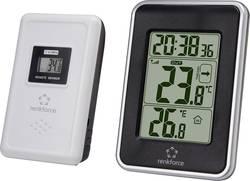 Termometer Renkforce Svart, Silver