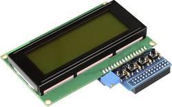 Raspberry Pi® Display-Modul Raspberry Pi® RB-LCD20x4 Svart