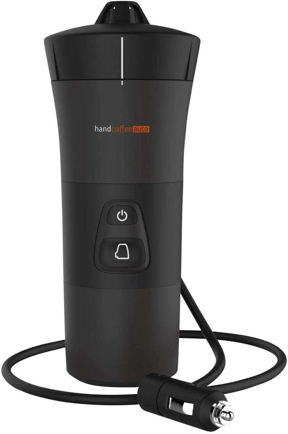 Aparat za kavu 3770000482645 handcoffee 12 V 110 ml standardni jastučići s kavom, tlak parenja 2 bara