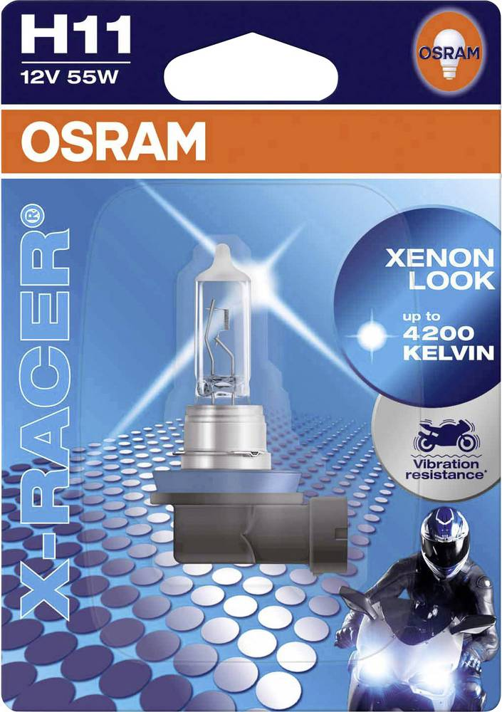 Halogena žarulja OSRAM X-Racer (motocikl) H11 55 W