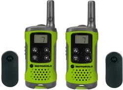 PMR-handradio Motorola TLKR T41 Set 2 st