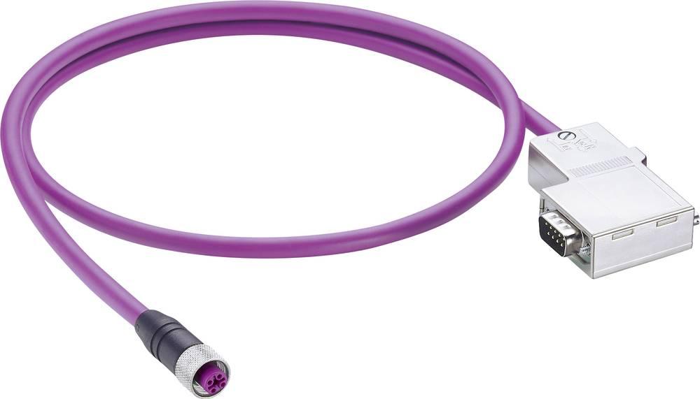 Sensor- /aktor- -datastikforbindelse, konfektioneret Belden 0975 254 104/1M 1 stk